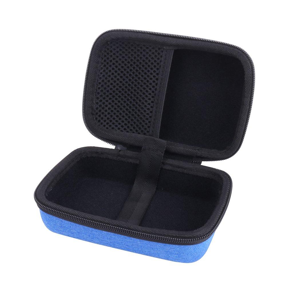 Aenllosi Hart Taschen Hü lle fü r HP 2-in-1 Sprocket Mobiler Fotodrucker und Sofortbildkamera fü r Zink 5 x 7.6 cm Fotopapier ce-pan0096