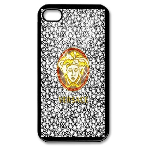 Versace Phone Case And One Free Tempered-Glass Screen Protector For iPhone 4,4S T257899