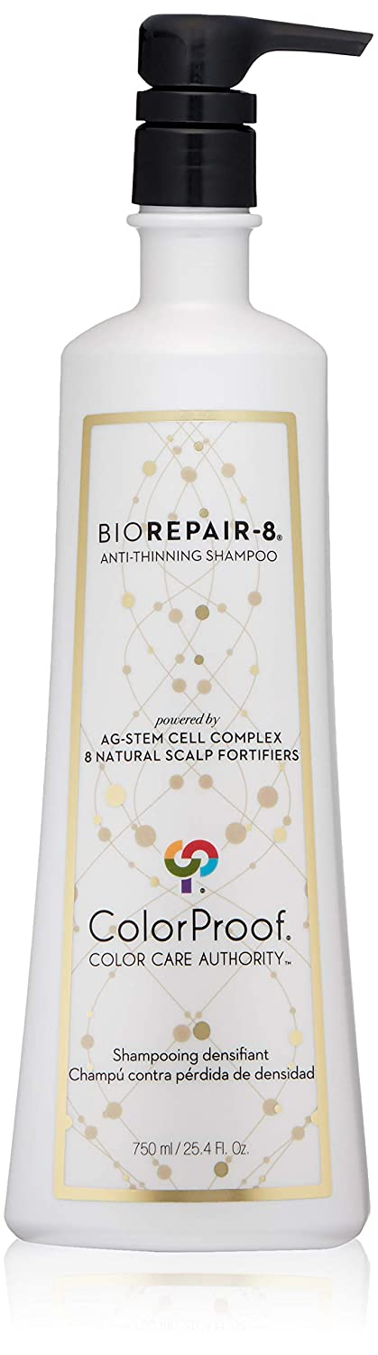 ColorProof BioRepair-8 Anti-Thinning Shampoo with Biotin - Hair Growth Therapy