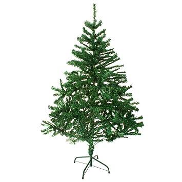 Weihnachtsbaum Tannenbaum.150 Cm 390 Spitzen Künstlicher Weihnachtsbaum Tannenbaum Christbaum In Grün Inkl Metallfuß Christbaumständer