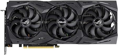 ASUS ROG Strix GeForce RTX 2080 Super Advanced Edition 8GB GDDR6 - Tarjeta gráfica (Ventiladores Axial-Tech, Dual BIOS, Auto-Extreme, SAP II, ...