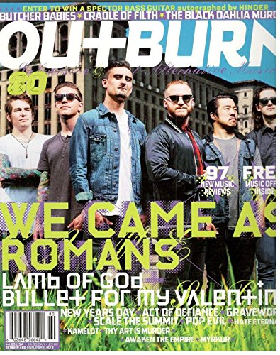 Download Outburn Magazine (We Came as Romans,September 2015) ebook