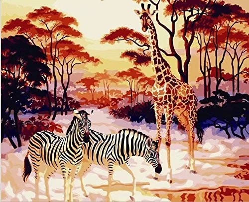 Zebra Paint - 5