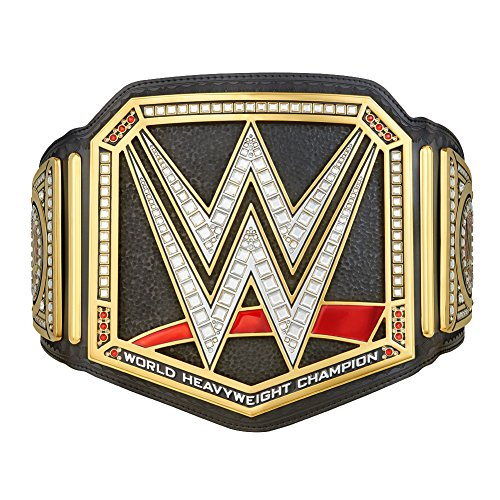 WWE World Heavyweight Title Belt
