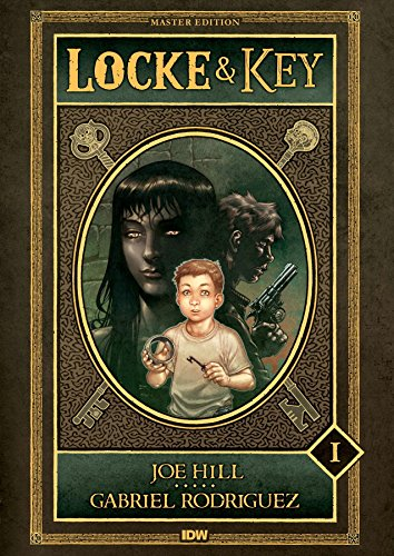 locke and key master edition - 1