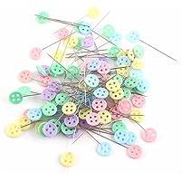 YLLY Aproximadamente 100 piezas DIY estilo botón Pin