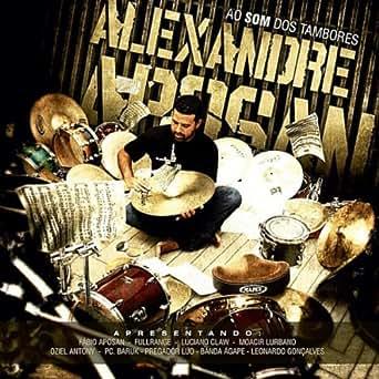 alexandre aposan ao som dos tambores cd
