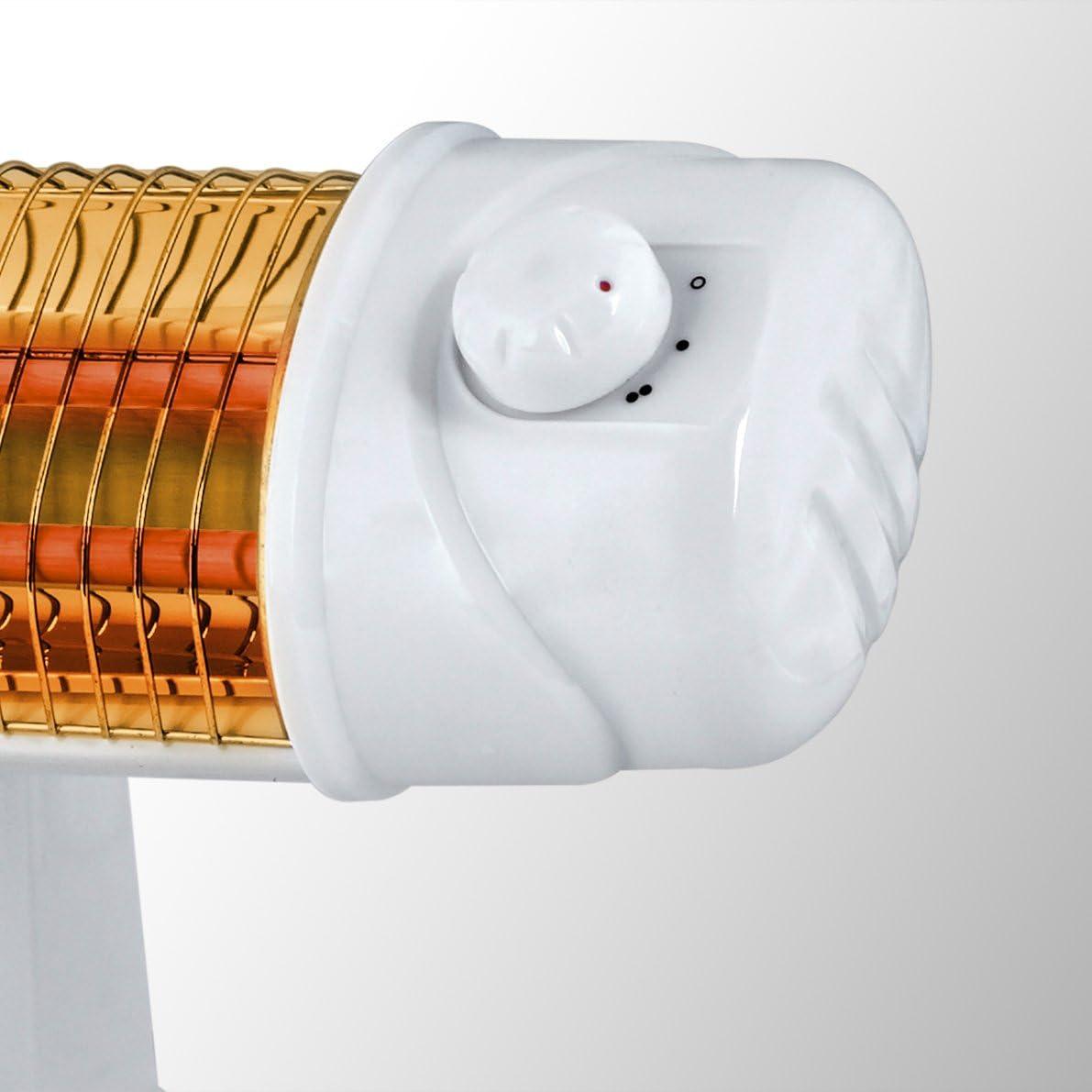 Comparativa radiadores de cuarzo más vendidos