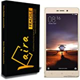 Kaira 0.3mm Pro+ Tempered Glass Screen Protector For Xiaomi Redmi 3s
