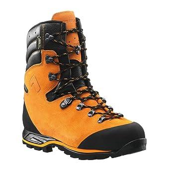 HAIX Protector Forest, Scarpe da uomo antitaglio , arancione