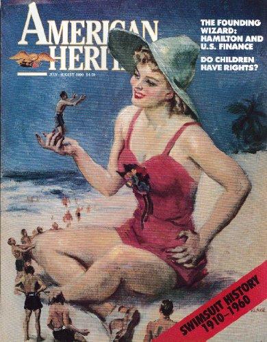 AMERICAN HERITAGE Swimsuit History 7/8 1990
