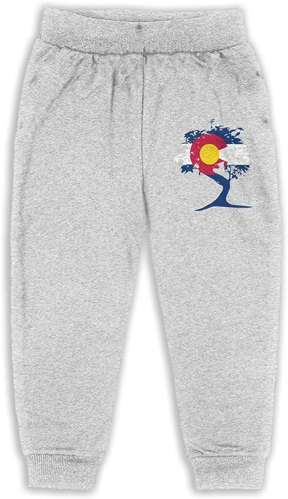 Laoyaotequ - Pantalones de chándal de algodón para niños, diseño ...