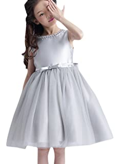 La Vogue Formal Party Tulle Dresses Layered Bowknot Princess Dress