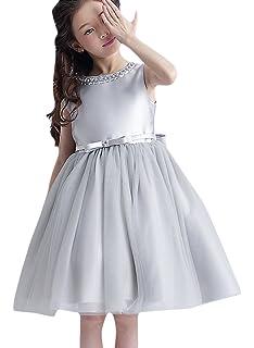 La Vogue Formal Party Tulle Dresses Layered Bowknot Princess Dress
