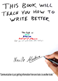 This book will teach you how to write better
