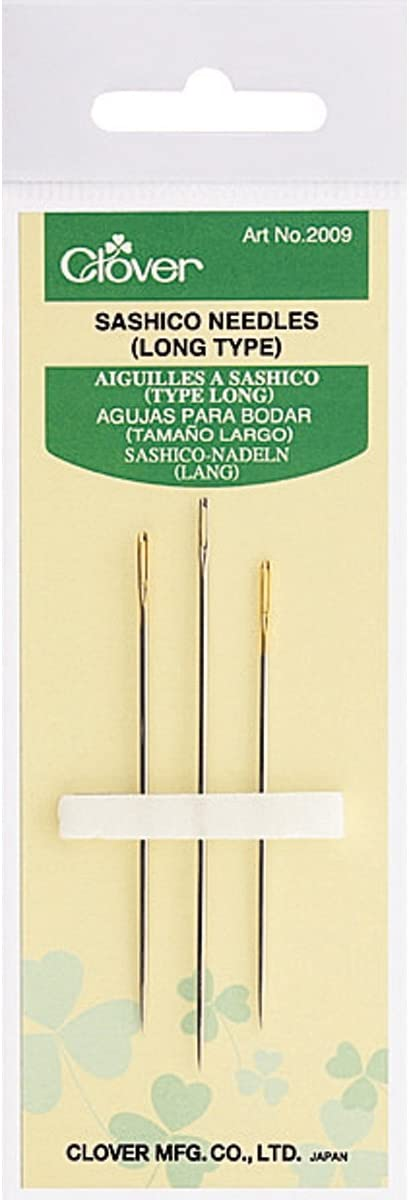 Clover Q2007 Sashico Needles