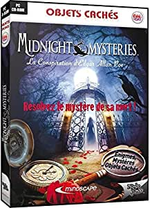 Casual Fever - Midnight Mysteries la Conspiration D'Edgar Allan Poe (vf - French software)
