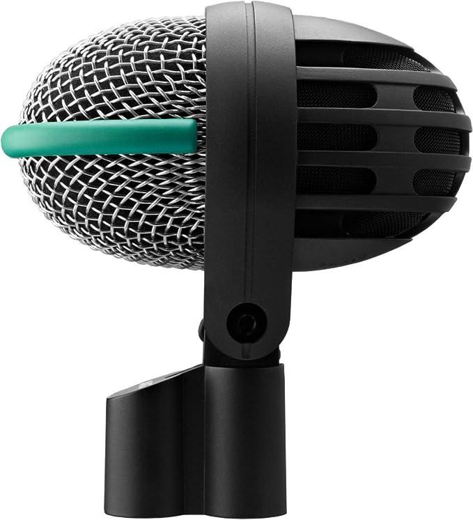 6 opinioni per AKG D112MKII Microfono dinamico per grancassa