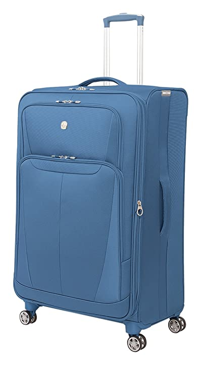 "SwissGear Baden 29"" Expandable Spinner Suitcase"