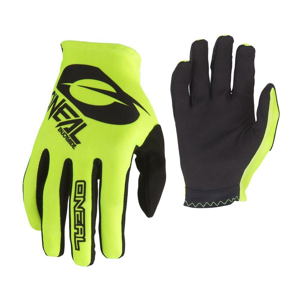 O'Neal Matrix Fahrradhandschuhe Icon MTB DH BMX MX FR All Mountain Bike Motocross Enduro Freeride, 0388-I, Farbe Neon Gelb, Grö ß e S Größe S Oneal 0388-I38