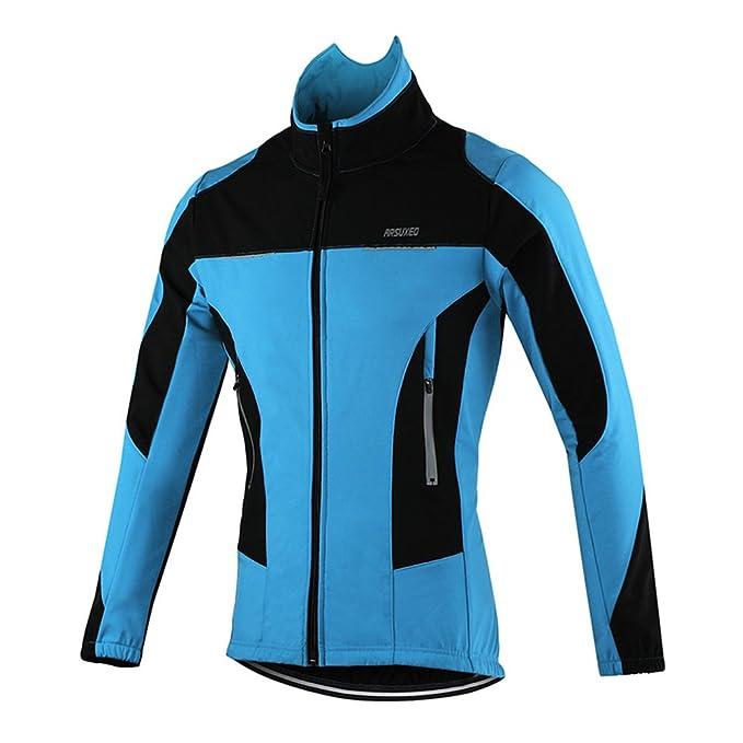 Amazon.com: ARSUXEO 15 F de los hombres de ciclismo para ...