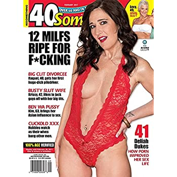 Women magazine 40 something