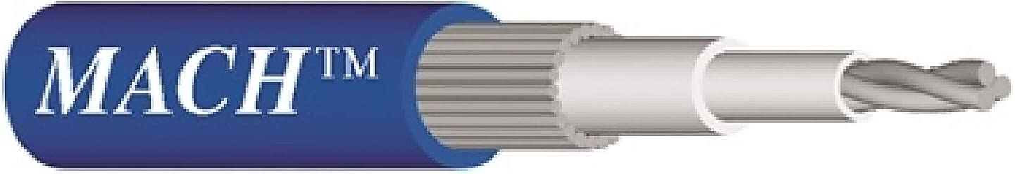 Mercury Style uflex MACH Series High Efficiency /& Flexibility Engine Control Cable 24