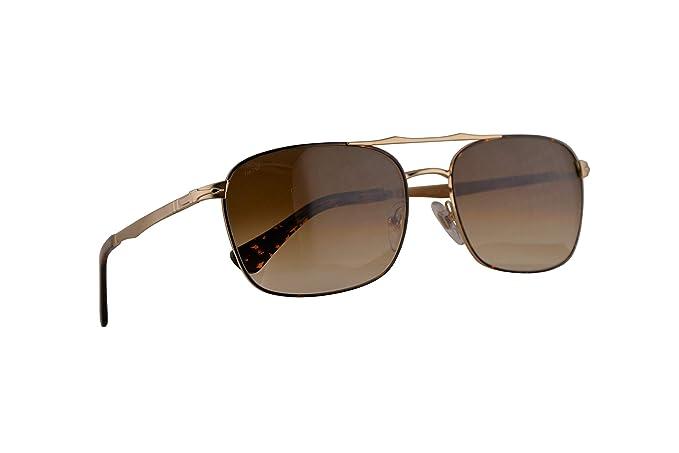 Persol 2454-S Gafas De Sol Havana Dorado Con Lentes Marrón ...