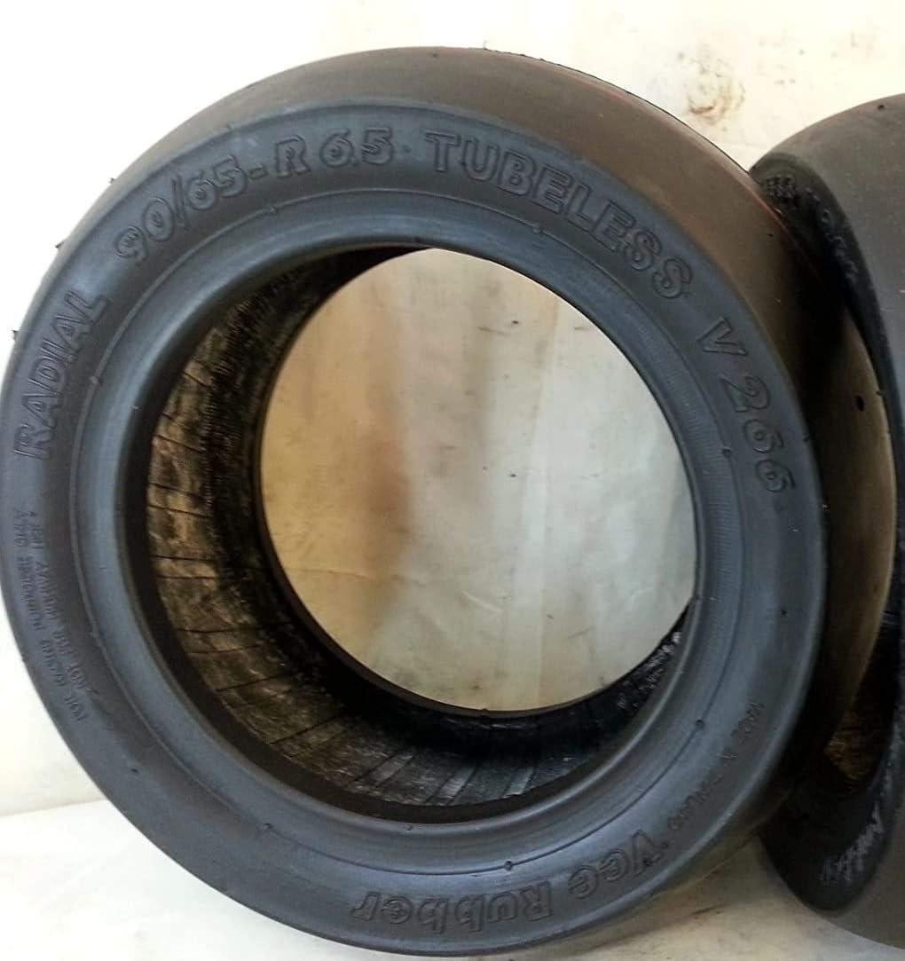 1/pneu 90//65/R-6.5/percut/é radiale Tubless Pneu Vee Rubber vrm266
