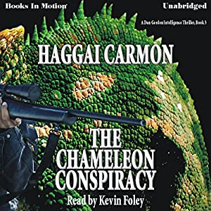 The Chameleon Conspiracy Audiobook