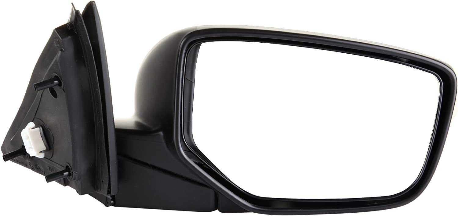 Right Sedan 76208-TA5-A11 HO1321231 Go-Parts OE Replacement for 2008-2012 Honda Accord Side View Mirror Assembly//Cover//Glass Passenger Side -