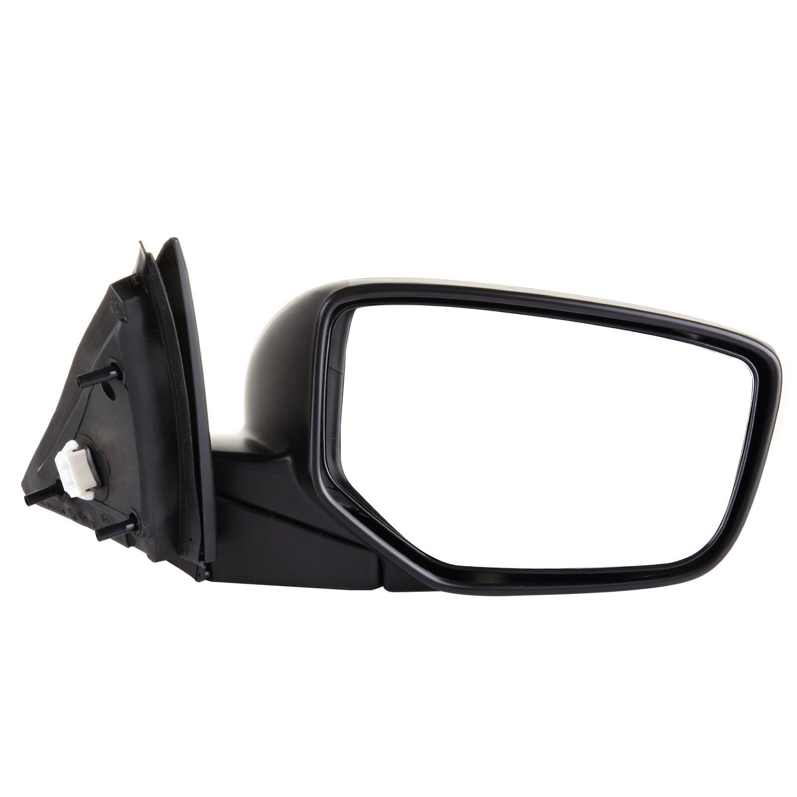 ECCPP Towing Mirror Compatible for 2008-2012 Honda Accord Sedan Power-Adjusting Manul-Folding Right Passenger Side Mirror by ECCPP