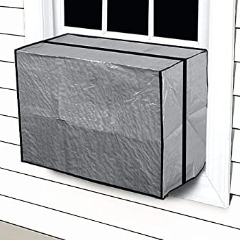 Amazon Com Stop Drop Air Conditioner Cover Home Amp Kitchen