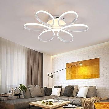 XFZ Luz de techo LED Diseño de control remoto Lámpara de ...