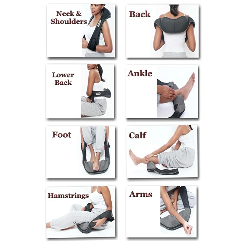 Best Neck And Shoulder Massagers Reviews Guide