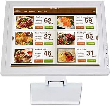 Sunydeal - Monitor de caja registradora (LED, pantalla táctil de ...