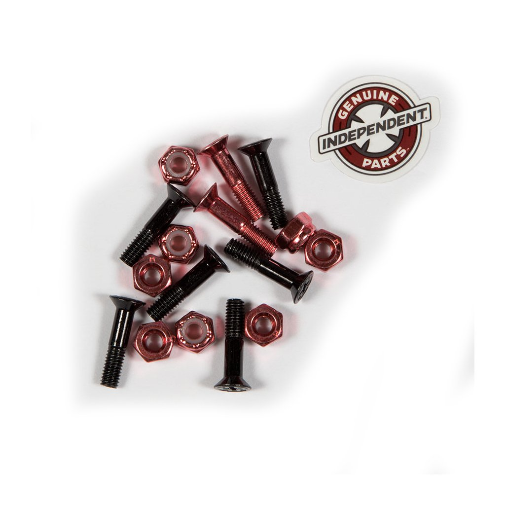 Independent Skateboard Trucks Hollow Red Choose Size Indy Phillips Hardware