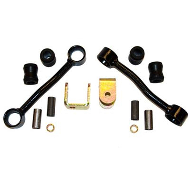 Pro Comp 91-6100B Suspension Lift Kit Components