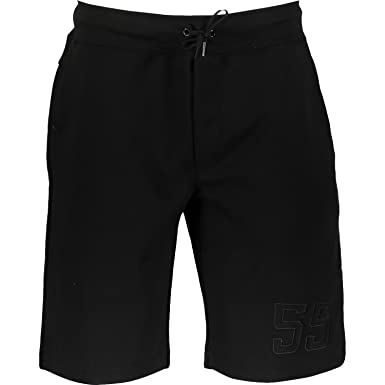 7204d41938e Ralph Lauren - Short - Homme - Noir - Large  Amazon.fr  Vêtements et ...