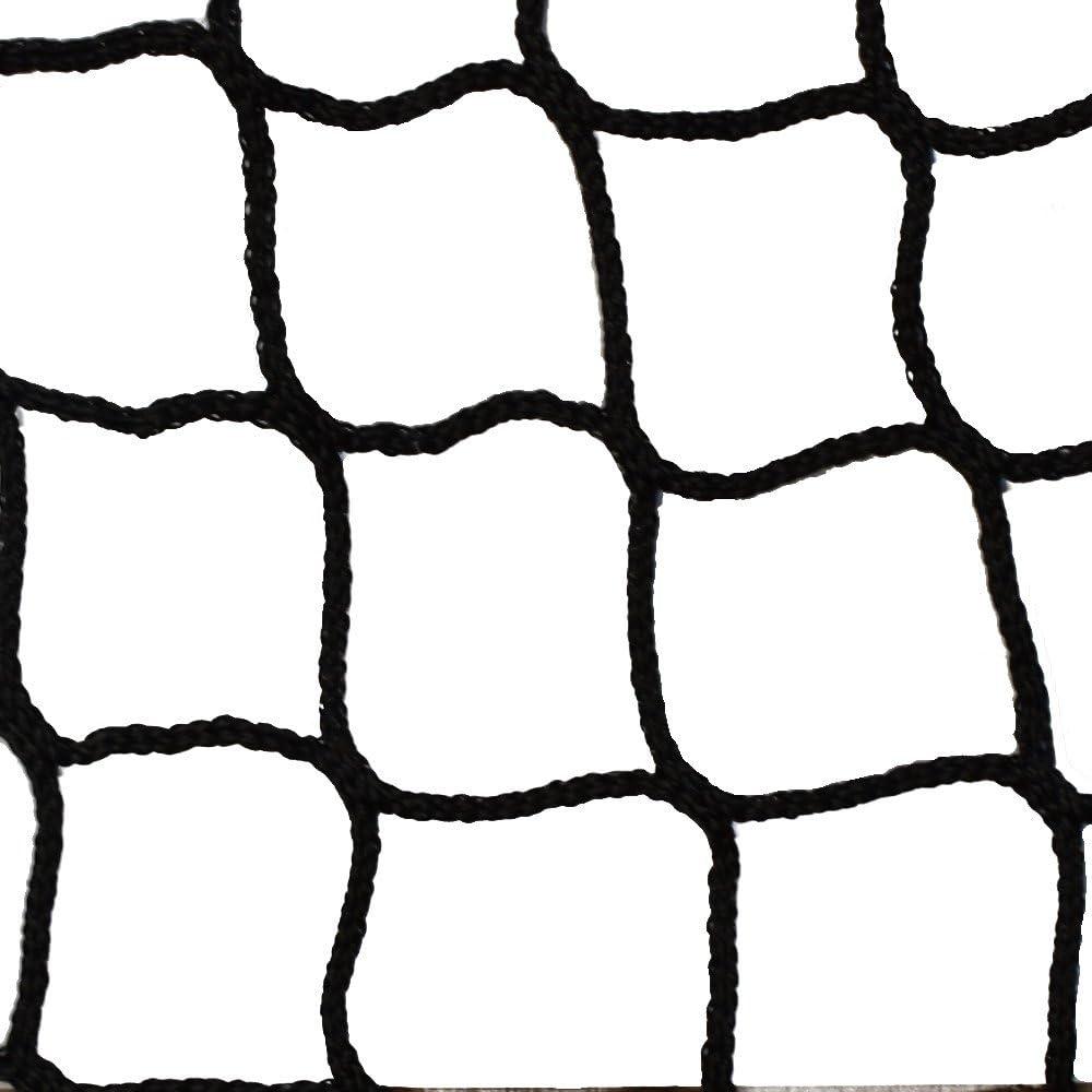 3,5 x 5 m KLASEBO/® Anh/ängernetz Gep/äcknetz Abdecknetz zur Ladungssicherung
