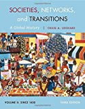 img - for By Craig A. Lockard - Societies, Networks, and Transitions, Volume II: Since 1450: A Gl (3rd Edition) (2014-07-18) [Paperback] book / textbook / text book