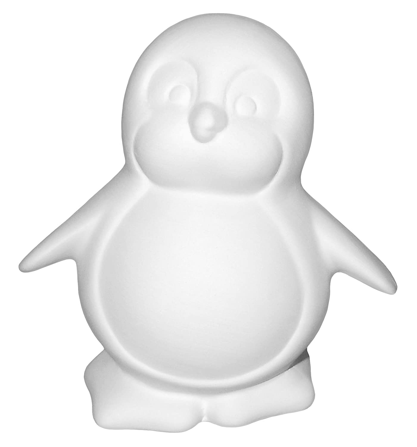 Paint Your Own Happy Ceramic Keepsake The Lovable Penguin