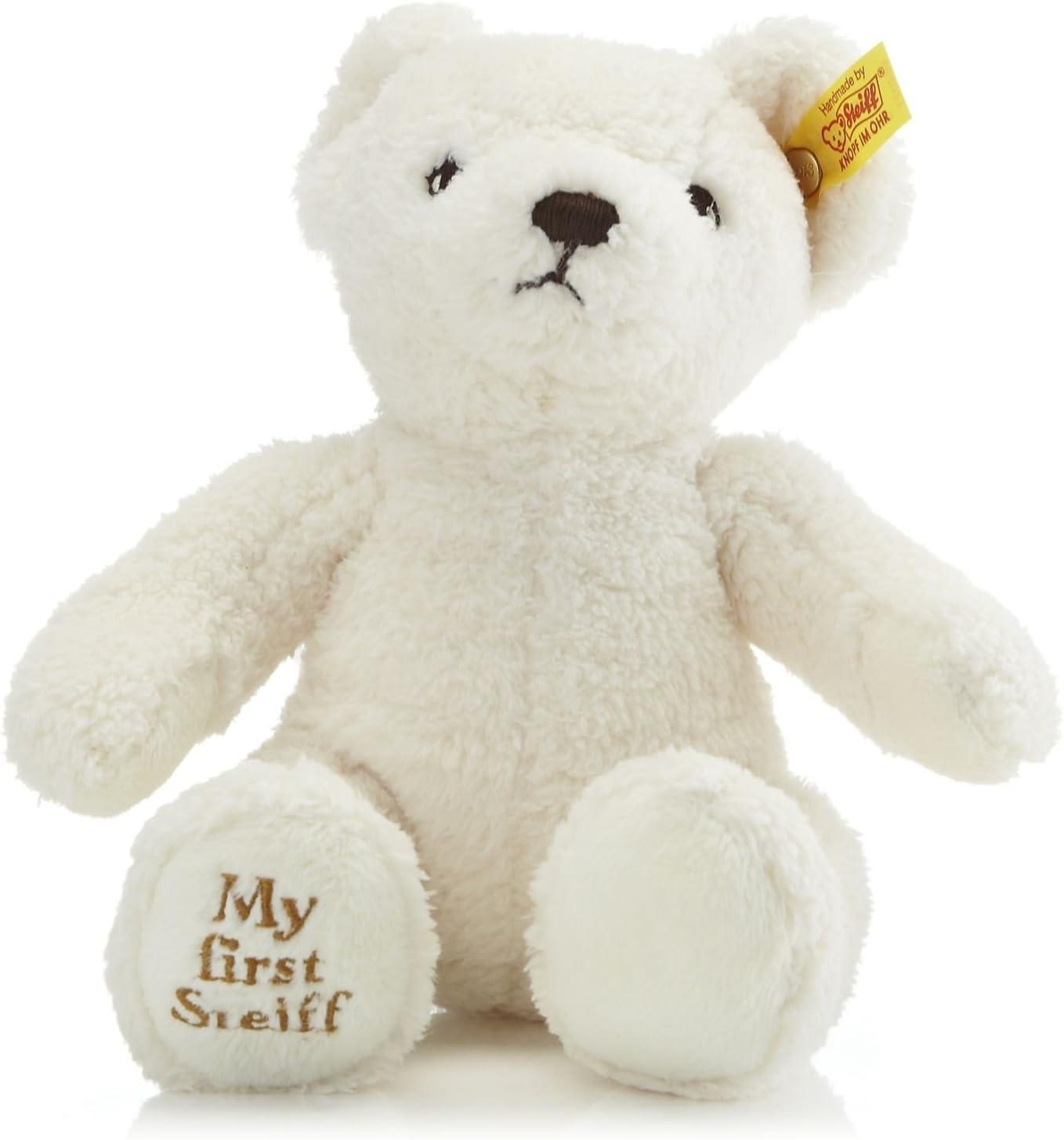 Steiff My First Teddy Bear Plush Beige