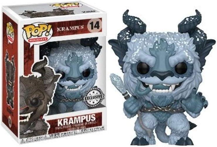 Figura Pop Krampus Frozen Krampus Exclusive