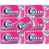 Wrigleys Extra BUBBLEGUM Flavour 27g Sugar Free (14 Pcs) x 7 Packs <NEW>