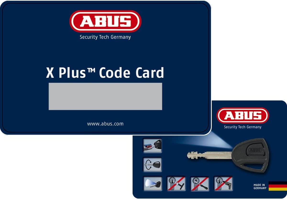Abus 76699 Antirrobo Disco Moto, Plata, 16mm: Amazon.es: Coche y moto