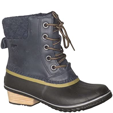 bad496a6a632 Sorel Women s Slimpack II Lace Duck Boot  Amazon.co.uk  Shoes   Bags