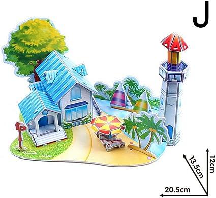 Design for Kids: Paper Houses - Babble Dabble Do   389x425