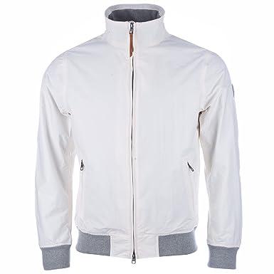 a6b95cbb Timberland Mens Mens Mount Kearsarge Sailor Jacket in White - XL ...