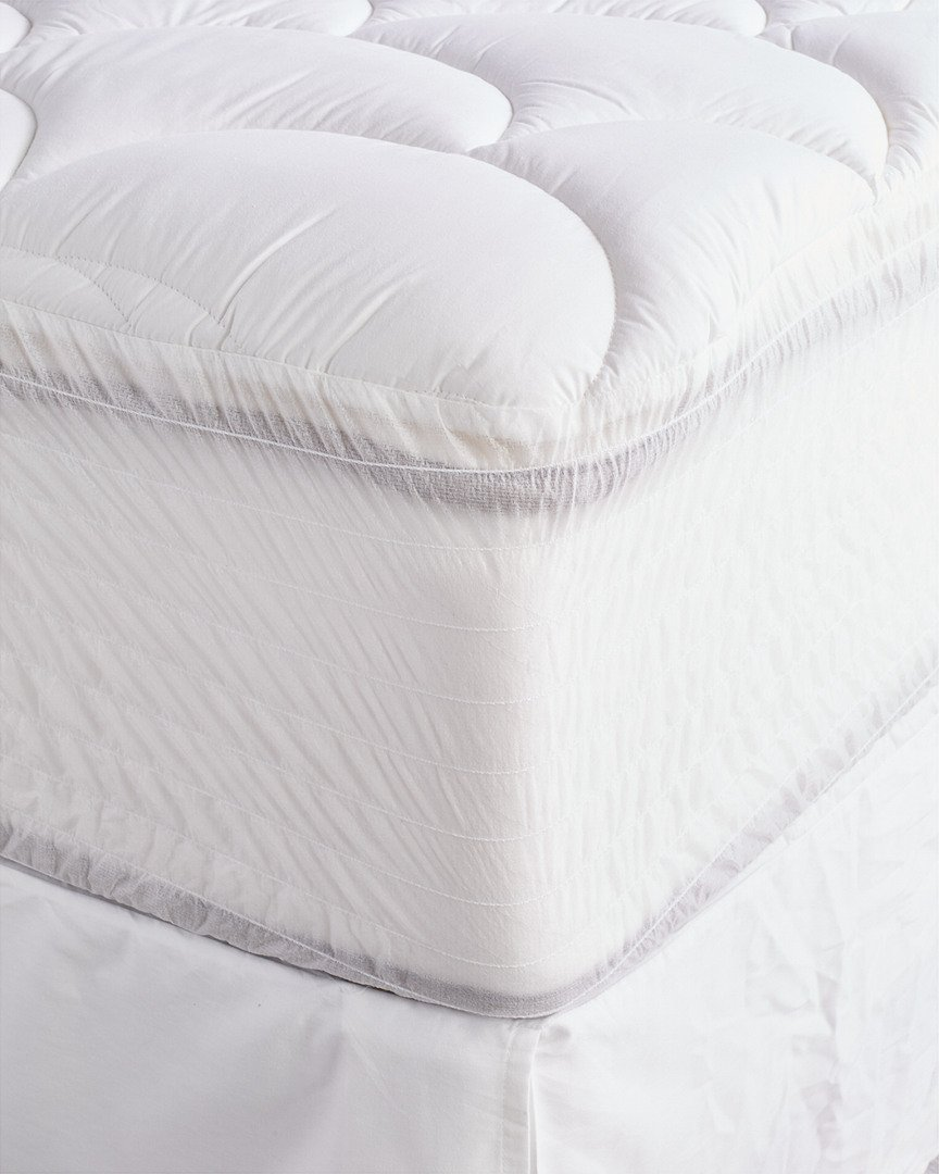 amazon com marriott hotel mattress topper queen kitchen dining